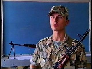 6-й фильм. Назначение, боевые свойства и общее устройство автомата АК-74 и пулемета РПК-74