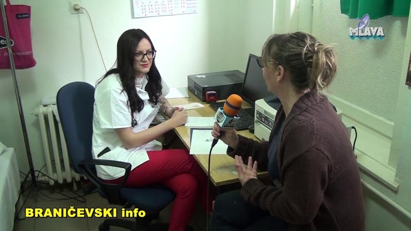 Preventivni pregledi, Opsta bolnica Petrovac (RTV MLAVA 26.05.2019.)