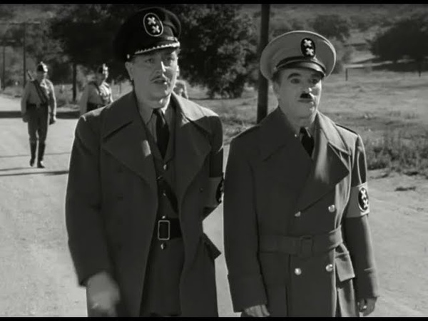 Charlie Chaplin The Great Dictator REVERSE VERSION FROM SPEECH