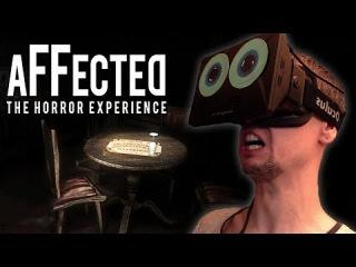 Affected with the Oculus Rift | I HATE CREEPY LITTLE GIRLS | Oculus Rift Horror Game