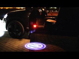 лазерный авто авто проекция проектор логотипа