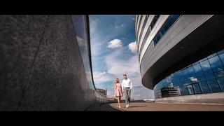 Предсвадебное видео. Олег и Кристина.