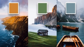 How to get the Faded Look @jpkay - Landscape Lightroom Editing Tutorial For Instagram