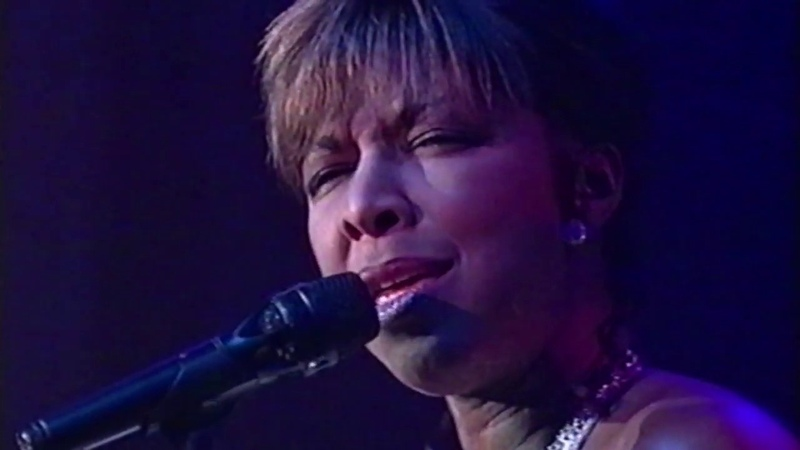 Natalie Cole - Swinging Sheperd Blues (Live In Montreux 1994)