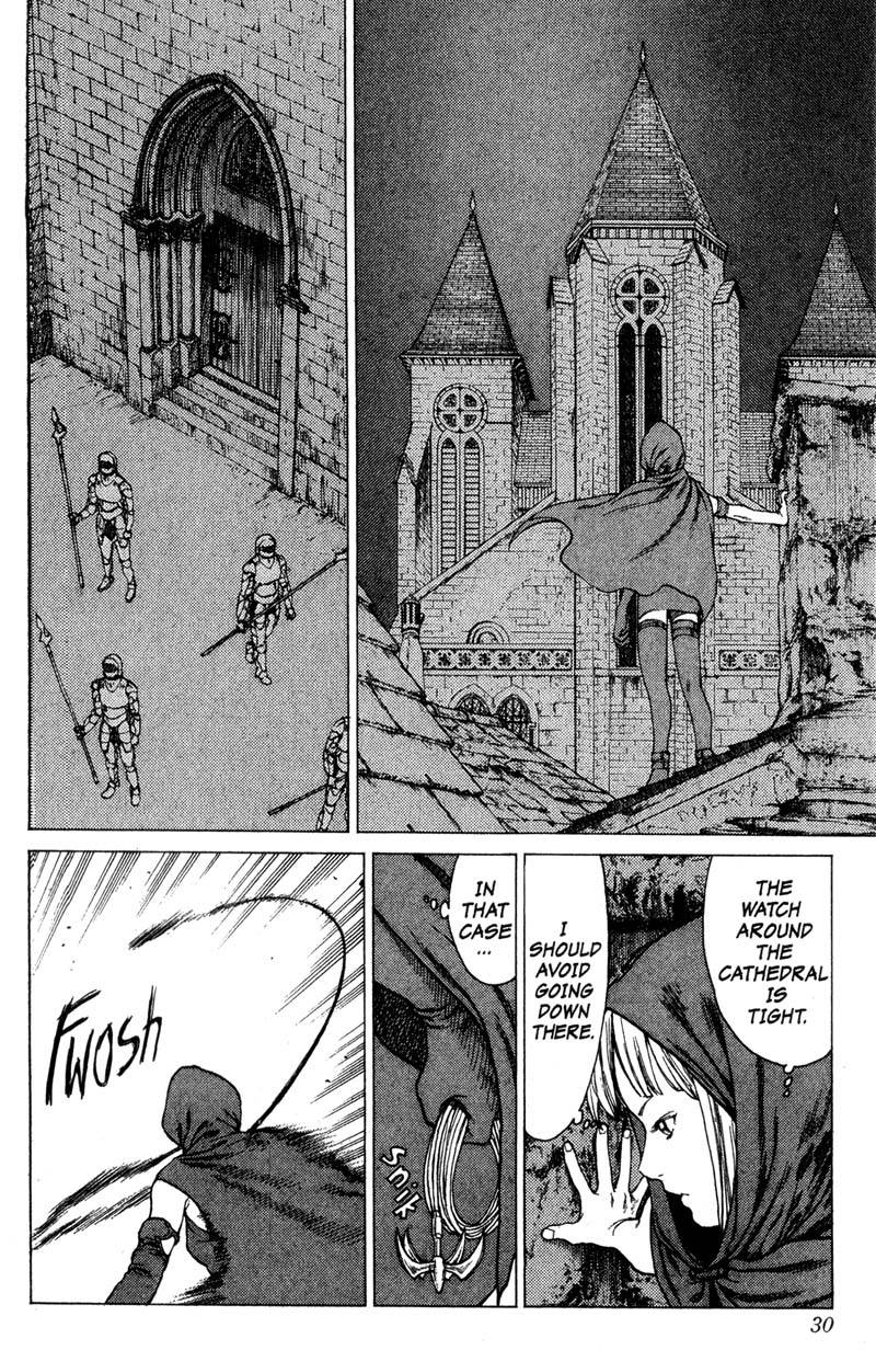 Claymore, Chapter 5, image #29