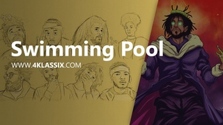 """Swimming Pool"" Kendrick Lamar x J. Cole x Dreamville type beat by 4Klassix"