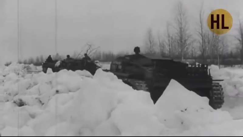 Трофейные немецкие танки и орудия в Красной армии 480p via Skyload