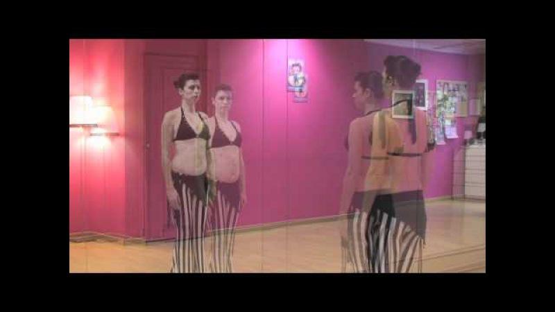Tutorial Bodyroll Tribalona Noemí Castell Eva Tallada Tribal Fusión Bellydance Barcelona