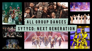All SYTYCD S13 Group Dances