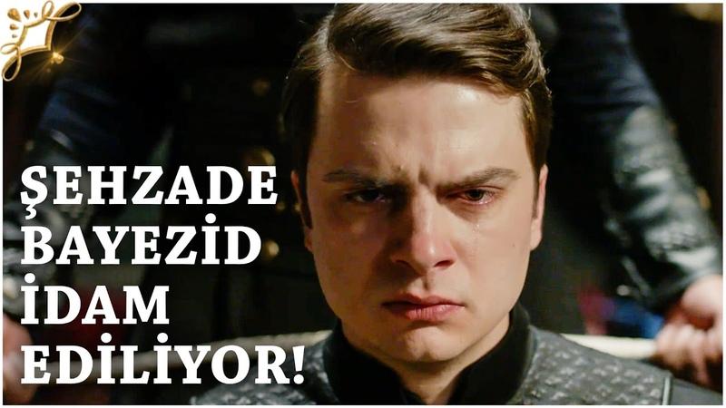 Muhteşem Yüzyıl Kösem Yeni Sezon 20.Bölüm (50.Bölüm)   Şehzade Bayezid İdam Ediliyor!