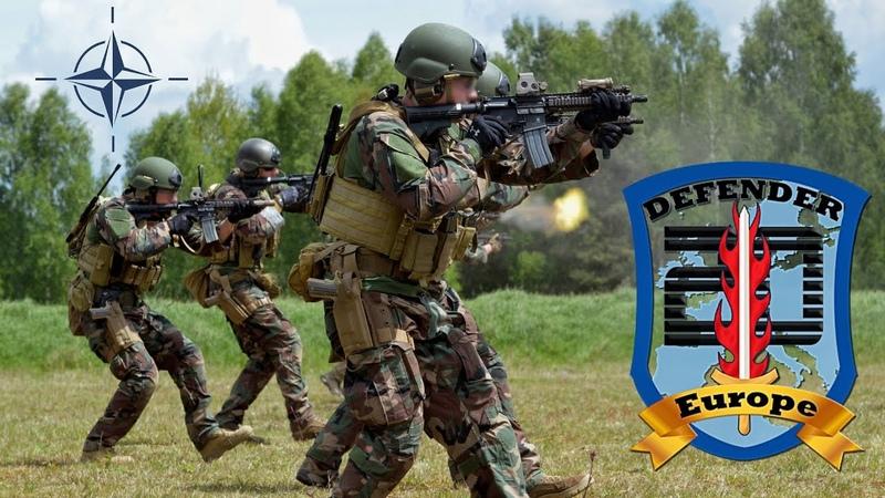 3 WELTKRIEG VOR DER TÜR DAS WICHTIGSTE VIDEO DEINES LEBENS Nato Defender Manöver 2020