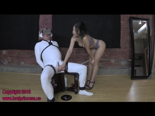Alexa rydell, lola, sasha foxx & jenna ivory - slave edged until turned for big black cocks (four ruins in under 10) with pip