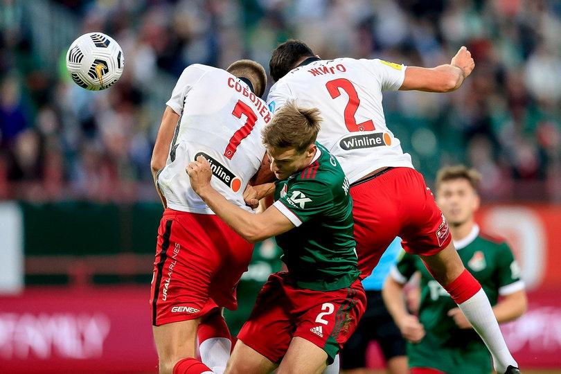 «Локо» наказал «Спартак» за рискованный прессинг. Но ключевой фактор в матче – реализация