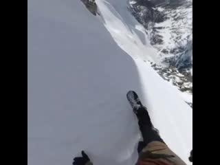 Mr.b video snow sport