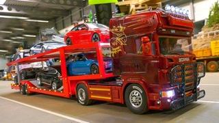 AMAZING RC TRUCKS, RC EXCAVATORS, RC TRACTORS IN ACTION!! RC DUMP TRUCK VOLVO A25H