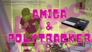 Amigathon DJ Set - Commodore Amiga & Polytracker Mixing