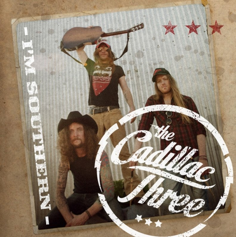 The Cadillac Three album I'm Southern EP