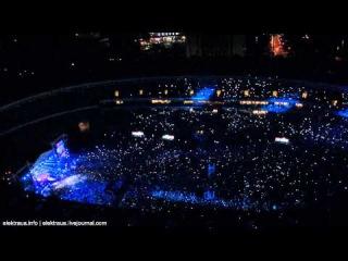 Выступление группы Океан Эльзы 21 июня в Киеве. НСК Олимпийский
