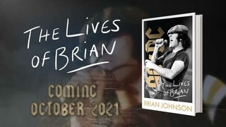 Brian Johnson Autobiography: The Lives of Brian is coming October 26th
