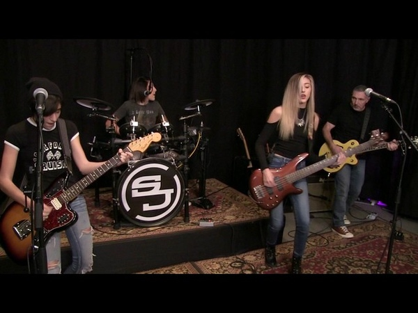 Rolling Stones Paint It Black Cover by Spinning Jenny