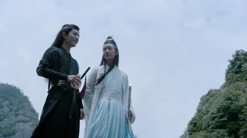 Неукротимый Повелитель Чэньцин The Untamed Лань Ван Цзи от печали до улыбки