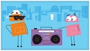That's A Rectangle, Songs About Shapes by StoryBots   Netflix Jr