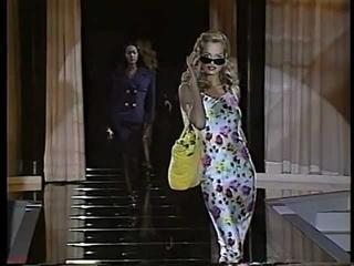 Gianni Versace Spring 1995 Fashion Show (full)