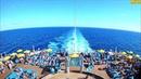 Обзор лайнера Costa Fascinosa компании Costa Cruises от FOUR GATES UKRAINE