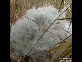 На месте аварии на водопроводе в Новочеркасске работают 1...