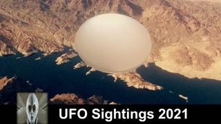UFO Sightings Huge Flying Saucer