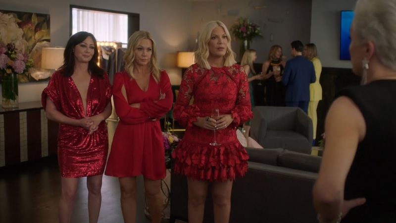 BH90210 Финал 1 го сезона Беверли Хиллз 90210 Reboot Перезагрузка s1e6 2019 HD
