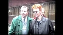 My video of David Bowie with fans outside Manchester radio 1997 recorded from tv screen soz