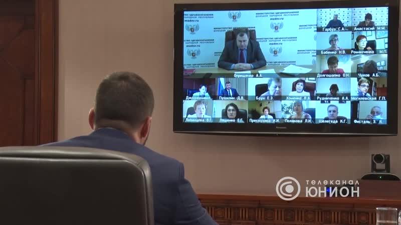 Коронавирус отступает Врачи Республики о ситуации 29 11 2020 Дела государствен