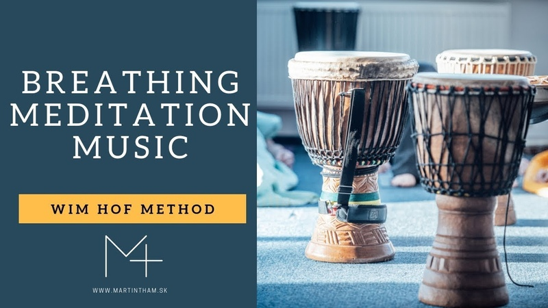 Breathing Meditation Music (Wim Hof Method)