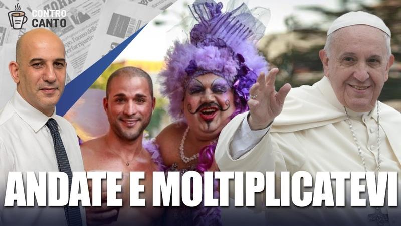 Papa Francesco apre alle coppie gay