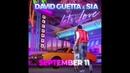 David Guetta Sia - Let's Love (teaser)