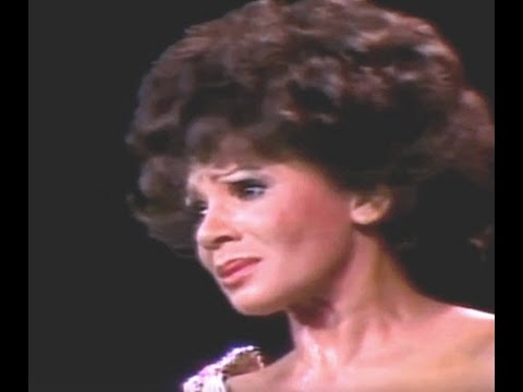 Shirley Bassey Yesterday When I Was Young 1976 Live in Melbourne Song 9