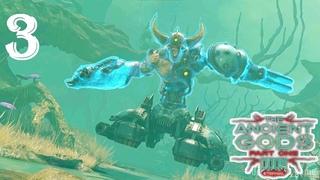 DOOM Eternal: The Ancient Gods Part One DLC | Прохождение Часть 3 - ЗЛЮЩИЙ ХАНТЕР!