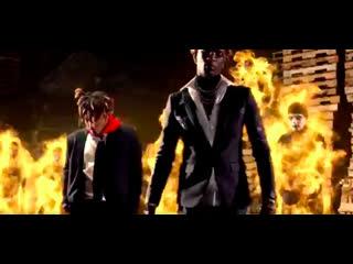 Тизер клипа Juice WRLD и Young Thug «Bad Boy»