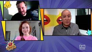 Mickey Reece y Molly Quinn hablaron sobre su trabajo detrás de cámaras en el filme de horror Agnes