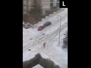 Аномальная погода в Анкаре