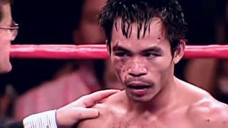 Сумасшедший бой Эрика Моралеса против Мэнни Пакьяо. Manny Pacquiao-Erik Morales
