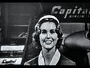 Capital Airlines Stewardess Nabisco Shredded Wheat - 1960