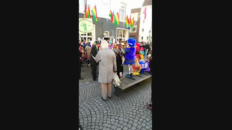 Романс в городе Маастрихт