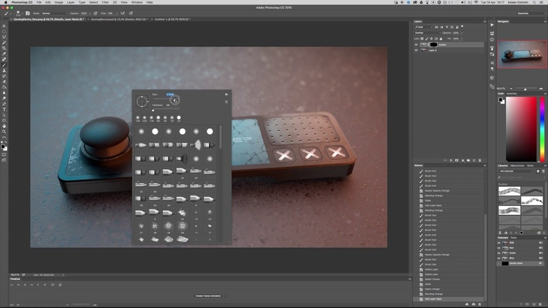 How to improve your renderings by amplifying the details