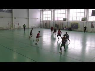 Темп - АРТ-Автотранс. 11 ТУР Чемпионата КЛФЛ по мини-футболу сезон 2020-2021