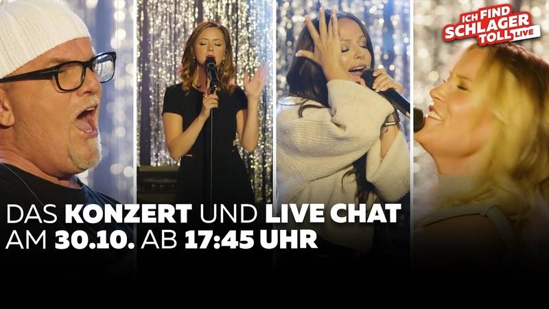 Die Premiere Live Chat mit Sotiria - Ich find Schlager toll Live 2020 - Das komplette Konzert 🙌