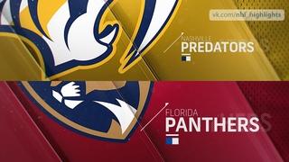 Nashville Predators vs Florida Panthers Feb 4, 2021 HIGHLIGHTS