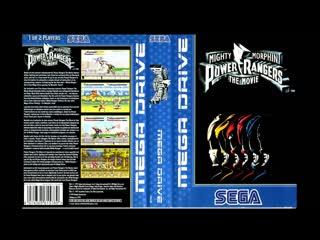 Прохождение Mighty Morphin Power Rangers: The Movie (SMD) от Lady Ariyan'ы & Nikit'ы