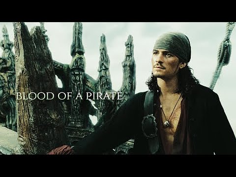 POTC Will Turner Blood Of A Pirate